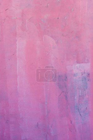 Photo for Old pink rough weathered background - Royalty Free Image