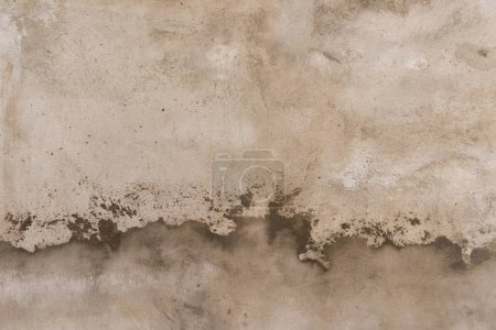 Photo for Close-up view of old grey weathered concrete texture - Royalty Free Image