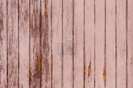 old scratched brown wooden fence background