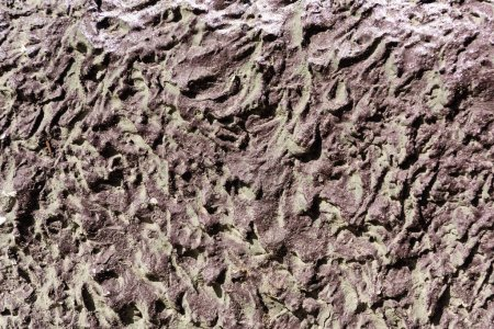 close-up view of abstract grey empty grunge background