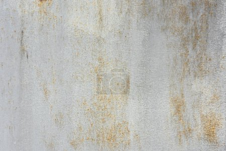 Photo for Old grey weathered rough wall texture - Royalty Free Image