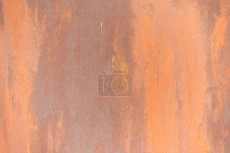 Photo for Close-up view of blank scratched weathered rough background - Royalty Free Image