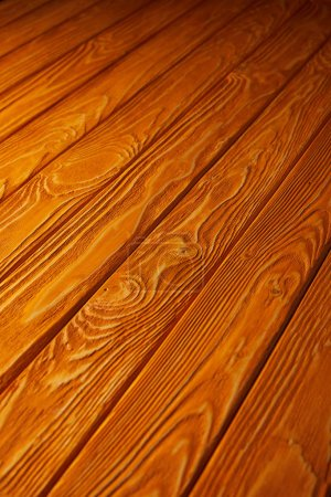 orange wooden striped rustic background