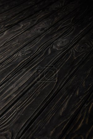 dark wooden striped rustic background
