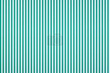Striped green and white pattern texture