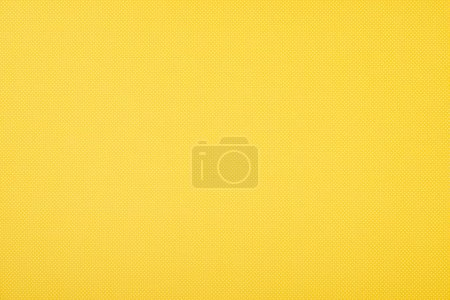Photo for Texture of polka dot pattern on yellow background - Royalty Free Image