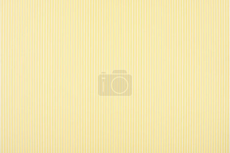 Striped yellow and white pattern texture