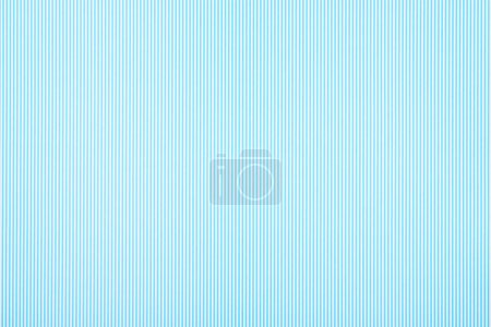 Photo for Striped blue and white pattern texture - Royalty Free Image