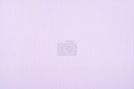 Striped purple and white pattern texture