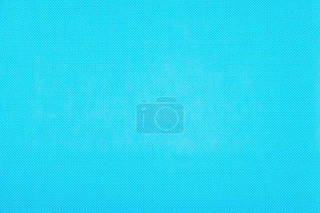 Photo pour Texture de motif à pois sur fond bleu - image libre de droit