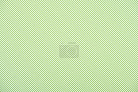Striped diagonal green and white pattern texture