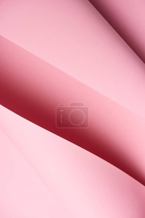 abstract beautiful bright pink colored paper background