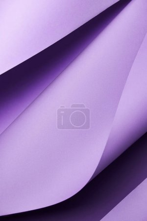 Photo for Beautiful creative abstract violet paper background - Royalty Free Image