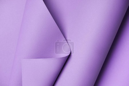 Photo for Close-up view of beautiful bright purple abstract paper background - Royalty Free Image