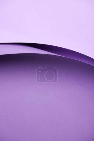 Nahaufnahme von schönen abstrakten violetten Papierhintergrund