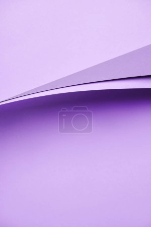 close-up view of beautiful purple abstract paper background