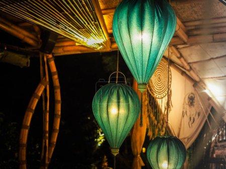 Photo pour Les lanternes chinoises à Istanbul, dinde - image libre de droit