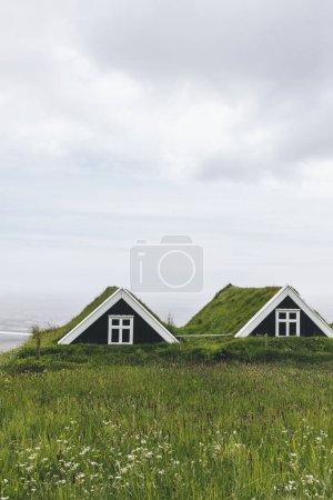 Photo pour Scenic Découvre noires locations dans le Parc National Skaftafell, Islande - image libre de droit