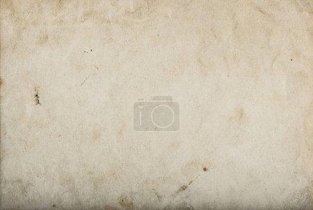Photo pour Feuille de papier usagé. Texture de carton grungy - image libre de droit