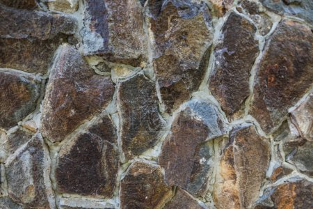 Seamless texture stone wall. Seamless background.