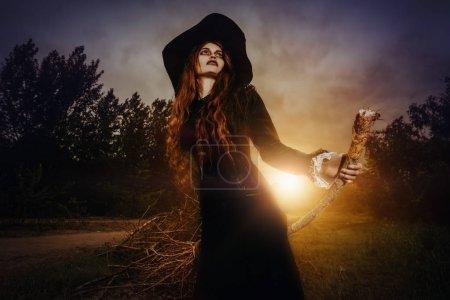 devil female witch