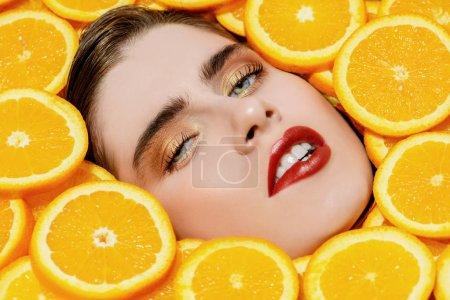 orange and emotions