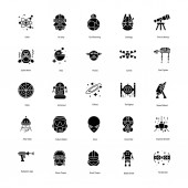 Star War Solid Icons Pack