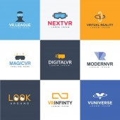 A pack of virtual reality vectors is fulfilling each demand of brand advertisement either for your online trade or any of your design assignment