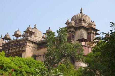 Raj Mahal Orchha Palace Fort