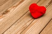 "Постер, картина, фотообои ""сердца на день Валентина в любви"""