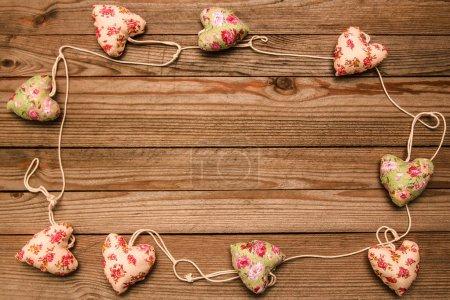 Photo pour Jour heureux de Valentine dans l'amour - image libre de droit