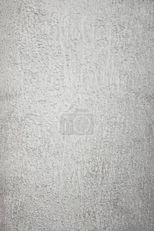 Foto de Pared de hormigón en blanco color blanco para textura de fondo . - Imagen libre de derechos