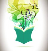 Islamic calligraphy from the Quran Surah Al-Isra  verses 19 23