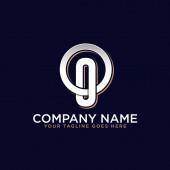 O O initial logo vector O letter logo inspirations