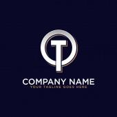 O T initial logo vector O letter logo inspirations