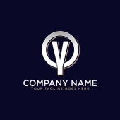 O Y initial logo vector O letter logo inspirations