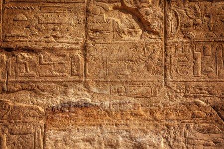 Photo pour Temple karnak dans luxor, egypte - image libre de droit