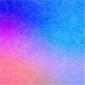 Abstract background with lines Blue background vector