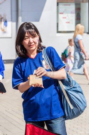 Russia Yekaterinburg June 24 2018