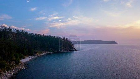 Russia Lake Baikal Olkhon Island