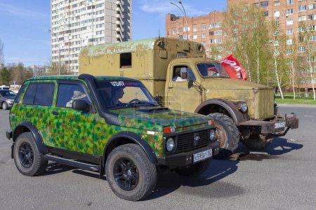 TOLYATTI RUSSIA MAY 09 2018