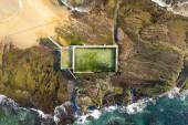 Beachside Ocean Swimming Pool