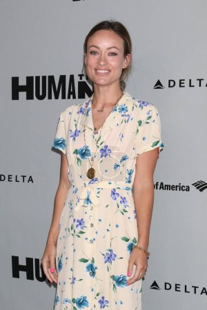 """LOS ANGELES - JUN 20:  Olivia Wilde at the """"Humans"""" Play Opening Night at the Ahmanson Theatre on June 20, 2018 in Los Angeles, CA"""