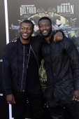 LOS ANGELES - JUN 26:  Edwin Hodge, Aldis Hodge at the