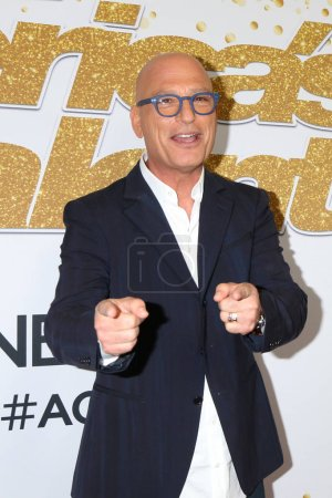 "LOS ANGELES - AUG 14:  Howie Mandel at the ""America's Got Talent"" Season 13 Live Show Red Carpet at the Dolby Theater on August 14, 2018 in Los Angeles, CA"
