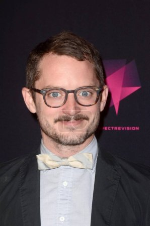 """LOS ANGELES - SEP 11:  Elijah Wood at the """"Mandy"""" Los Angeles Special Screening at the Egyptian Theater on September 11, 2018 in Los Angeles, CA"""