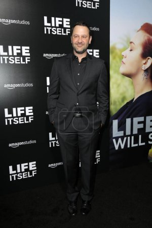 """LOS ANGELES - SEP 13:  Dan Fogelman at the """"Life Itself"""" LA Premiere at the ArcLight Theater on September 13, 2018 in Los Angeles, CA"""