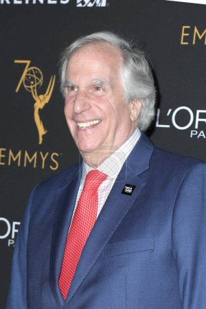 Photo for LOS ANGELES - SEP 15:  Henry Winkler at the Television Academy Honors Emmy Nominated Performers at the Wallis Annenberg Center for the Performing Arts on September 15, 2018 in Beverly Hills, CA - Royalty Free Image