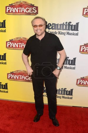"LOS ANGELES - SEP 13:  Barry Mann at the ""Beautiful - the Carole King Musical"" Opening Night at the Pantages Theater on September 13, 2018 in Los Angeles, CA"