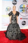 LOS ANGELES - OCT 9:  Rita Ora at the 2018 American Music Awards at the Microsoft Theater on October 9, 2018 in Los Angeles, CA